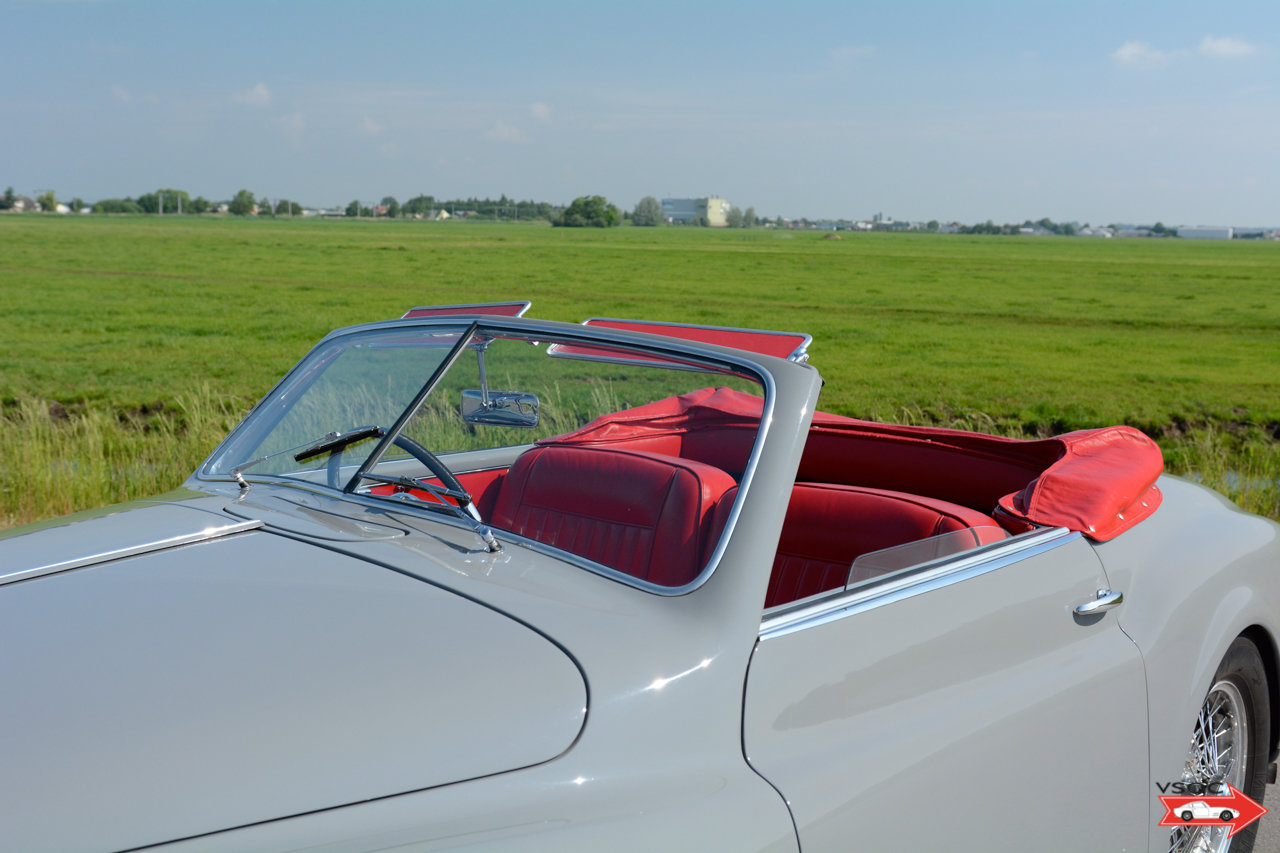Alfa Romeo 6C 2500 SS Pininfarina Cabriolet 1948 For Sale (picture 6 of 12)