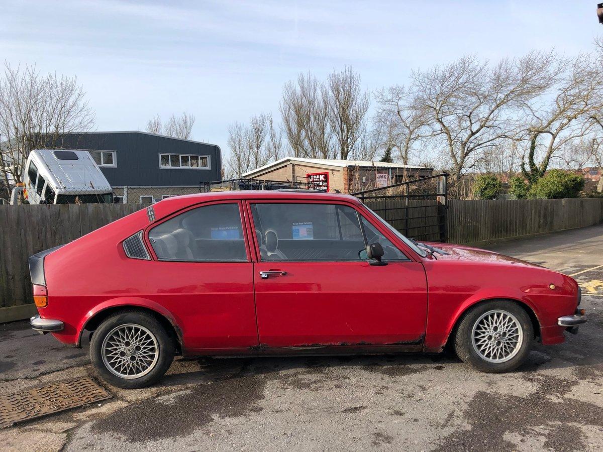 1977 Alfa Romeo Alfasud 1.3 Ti SOLD (picture 6 of 10)