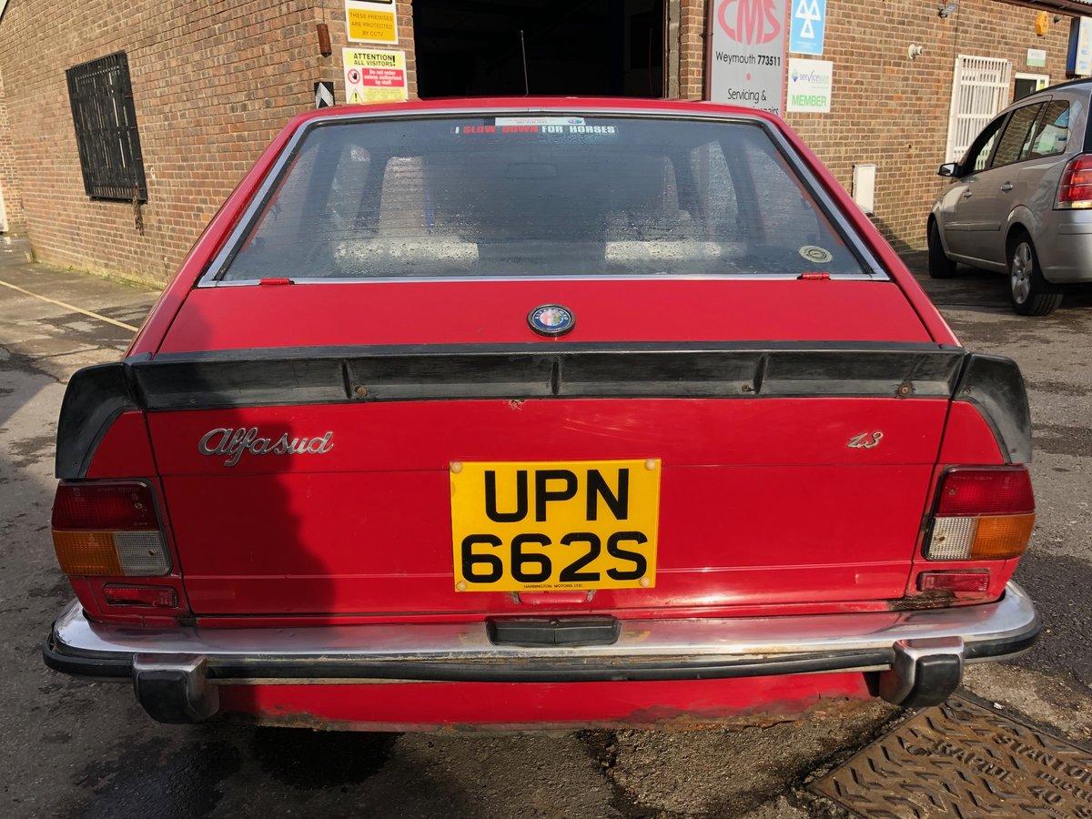 1977 Alfa Romeo Alfasud 1.3 Ti SOLD (picture 7 of 10)