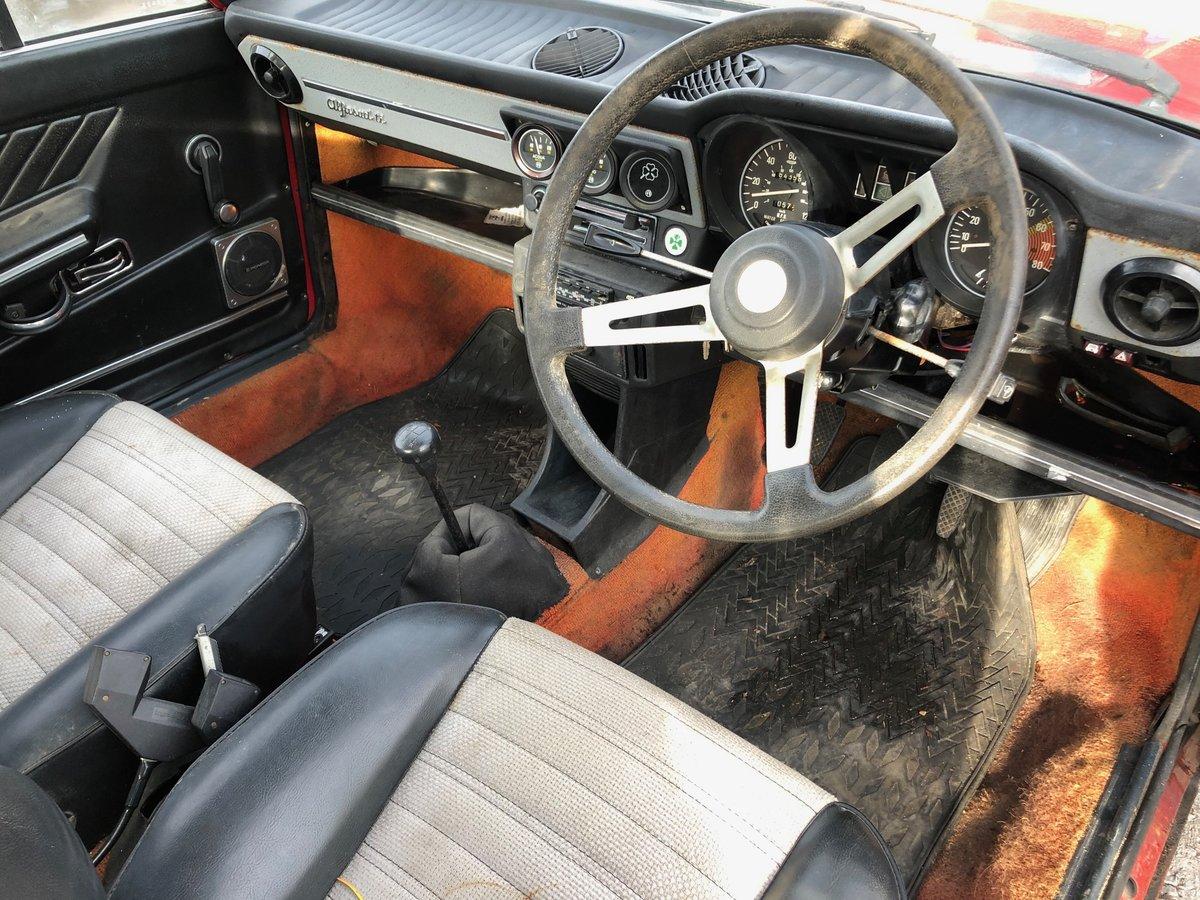 1977 Alfa Romeo Alfasud 1.3 Ti SOLD (picture 9 of 10)
