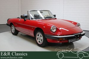 Picture of Alfa Romeo Spider   Convertible   Good Condition   1987 For Sale