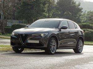 2018 Alfa Romeo Stelvio Launch Edition Q4, 2.0 Turbo, 280bhp