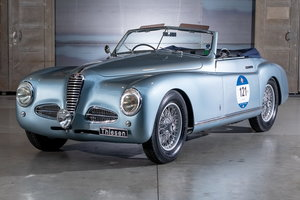 Picture of 1947 6C 2500 SS Pininfarina Cabriolet For Sale