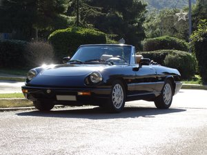 Picture of 1992 Alfa Romeo Spider 2.0i Kat., preserved For Sale
