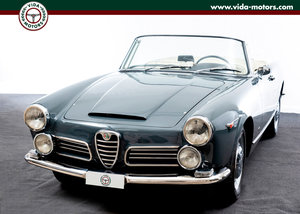 Picture of 1964 ALFA 2600 SPIDER TOURING *COMPLETELY RESTORED * HARD TOP * For Sale
