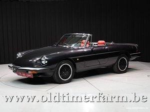 Alfa Romeo Spider 3 1.6 '84