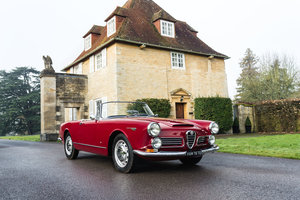 Picture of 1964 Alfa Romeo 2600 Spider - Fully Restored For Sale