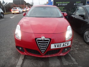 Picture of 2011 SMART RED ALFA ROMEO 2LTR DIESEL 6 SPEED MANUAL NEW MOT FSH For Sale