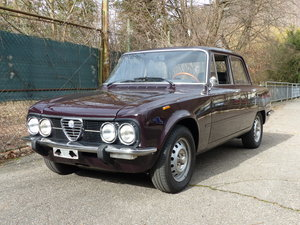 Picture of 1975 Rust-free and well preserved Alfa Romeo Giulia Nuova 1300 For Sale