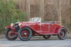 Picture of 1928 Alfa Romeo 6C 1500, iconic model For Sale