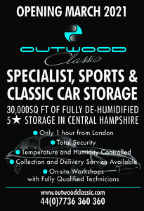 Picture of 1960 Fully De-Humidified Storage in Hampshire For Sale