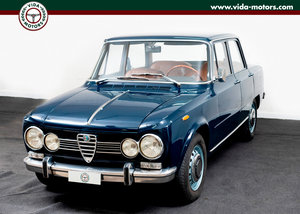 Picture of 1971 Giulia 1.6 Super *UNIQUE CONDITIONS*FIRST PAINT* SOLD