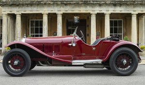 Picture of 1929 Alfa Romeo 6C 1750 Supercharged Super Sport Spider by Zagato For Sale by Auction