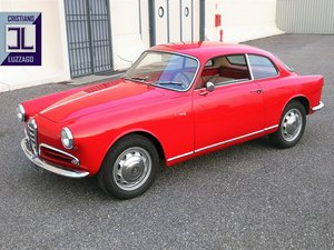 Picture of 1955 GIULIETTA SPRINT S1 GEARSTICK ON STEERING euro 129.000 For Sale