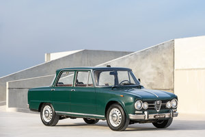 Picture of 1967 Alfa Romeo Giulia Super Bollino D'Oro 1600 SOLD