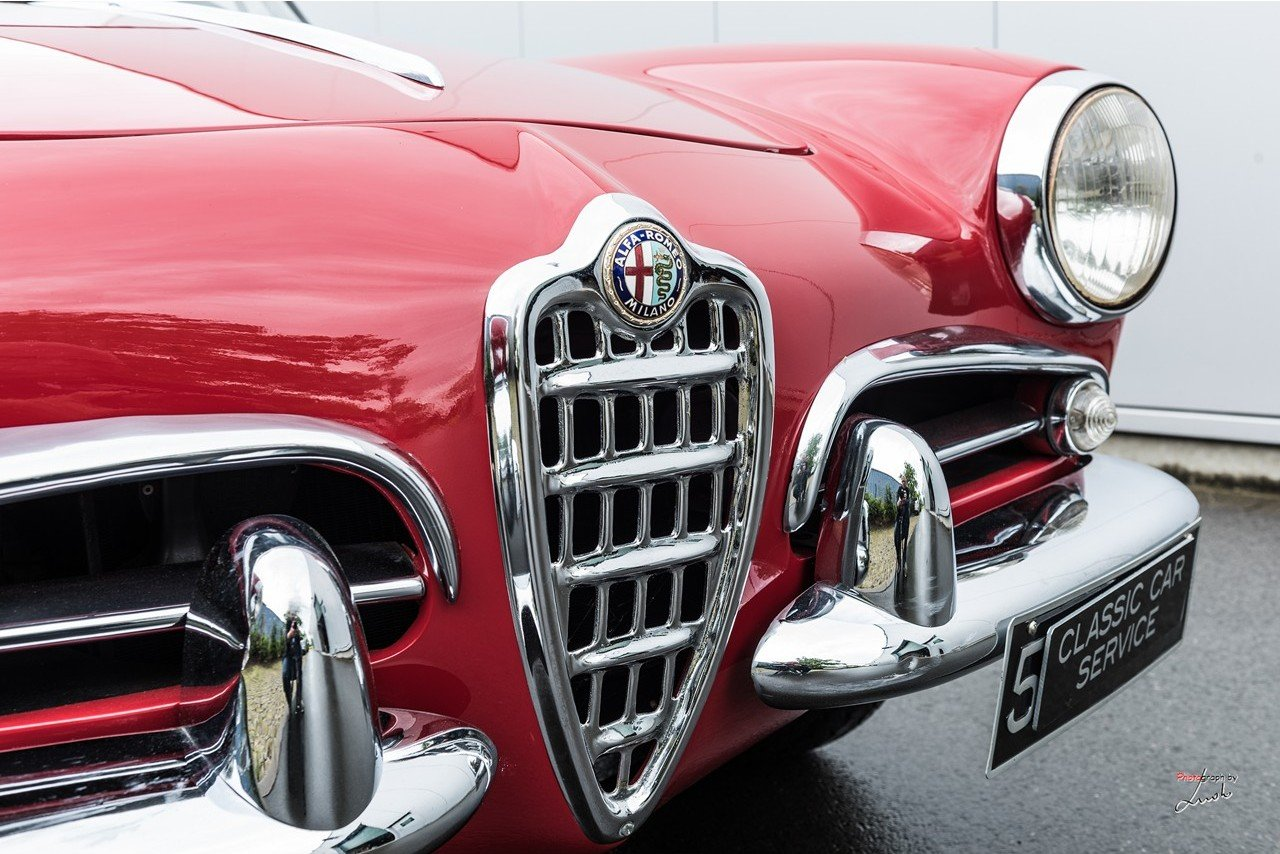 1961 Alfa Romeo Giulietta Spider For Sale (picture 12 of 27)