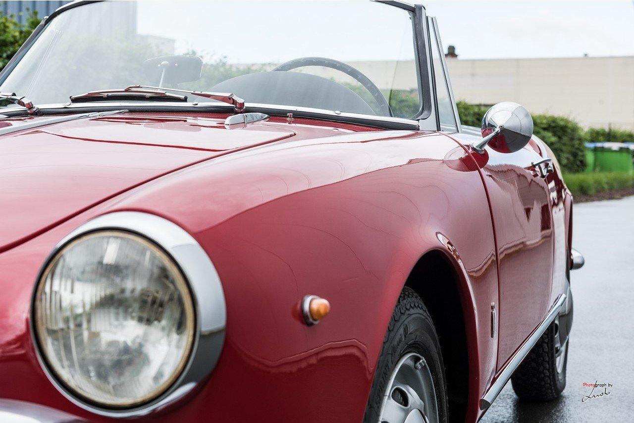 1961 Alfa Romeo Giulietta Spider For Sale (picture 13 of 27)