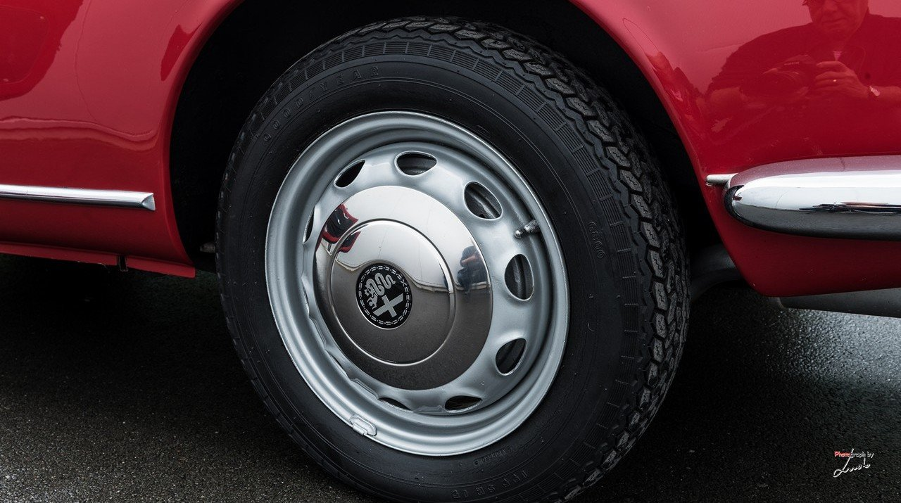 1961 Alfa Romeo Giulietta Spider For Sale (picture 27 of 27)