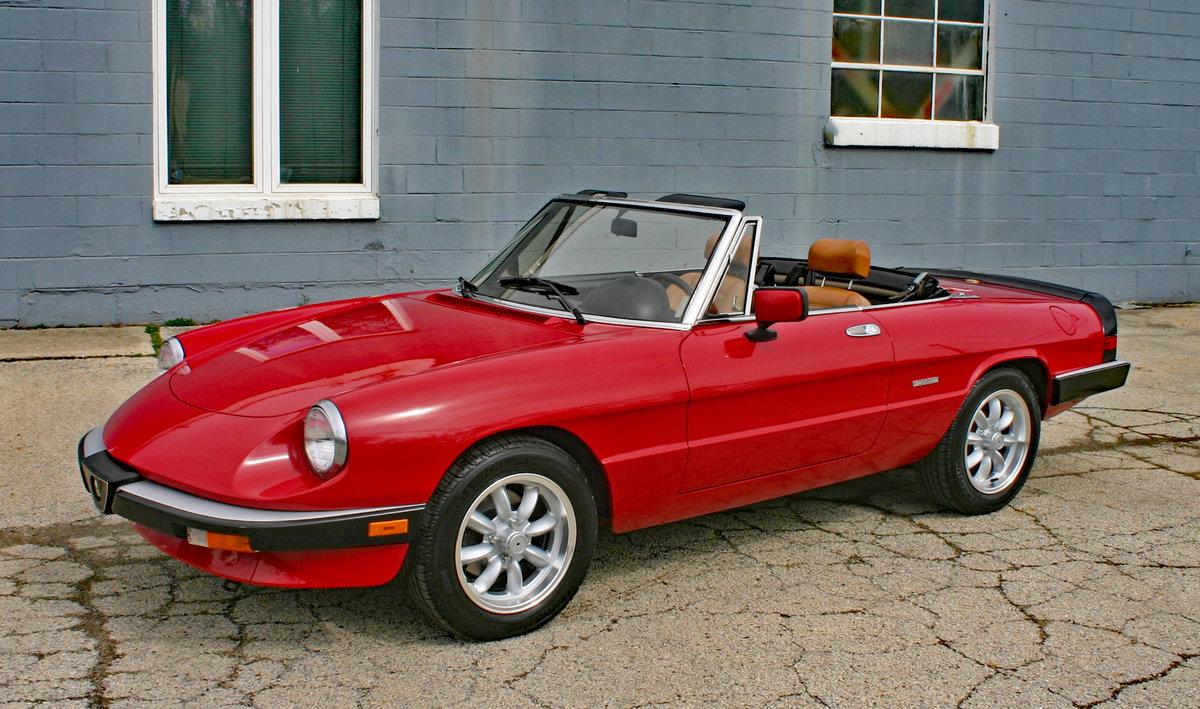 1988 Alfa Romeo For Sale (picture 1 of 12)