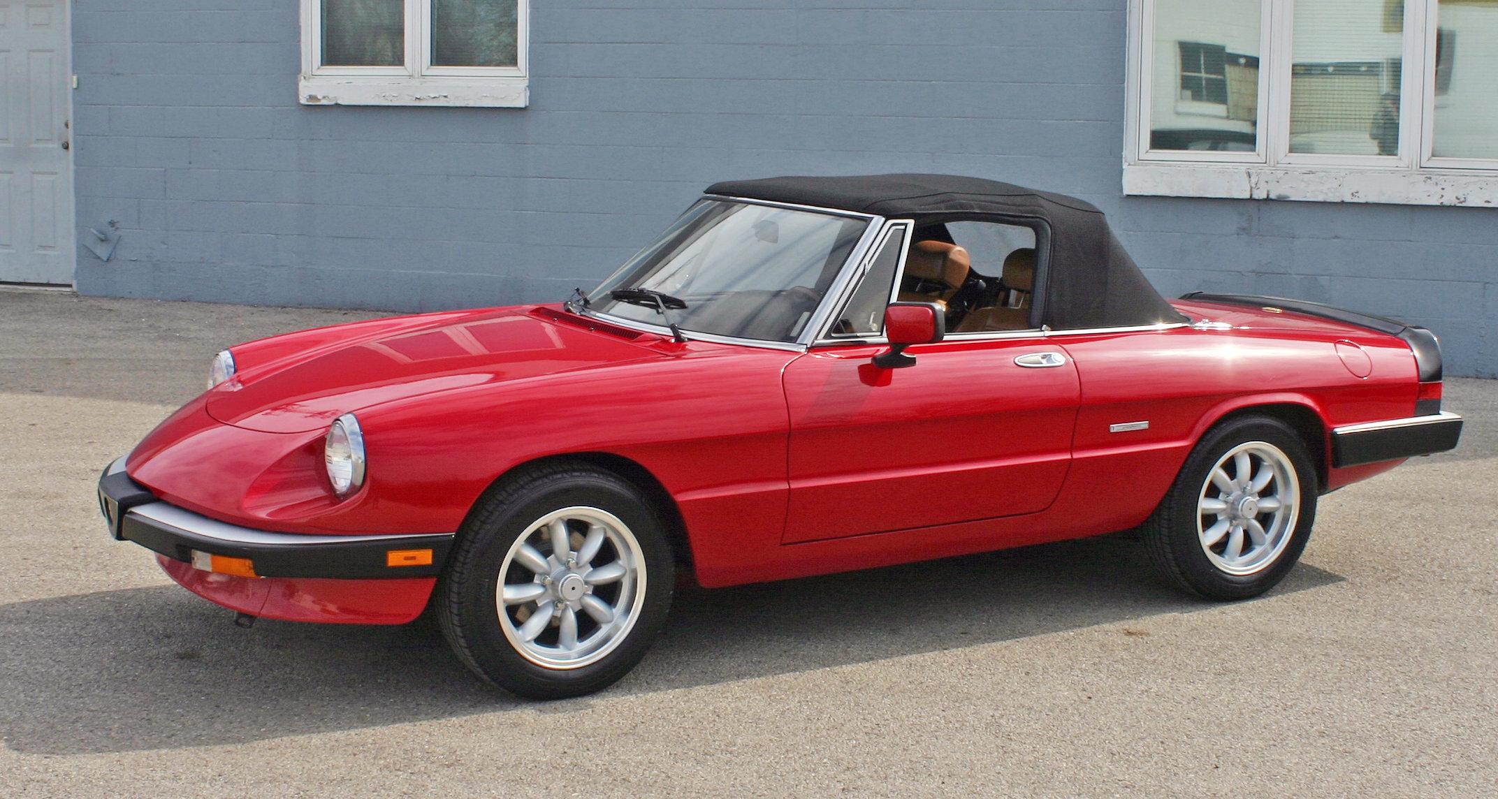 1988 Alfa Romeo For Sale (picture 2 of 12)