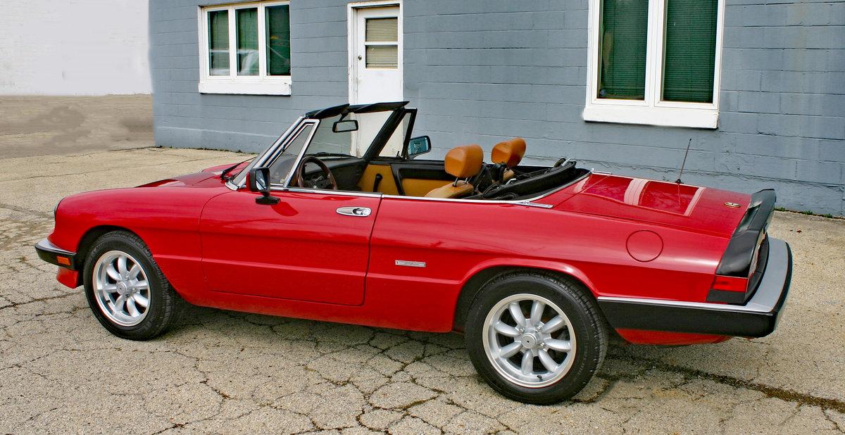 1988 Alfa Romeo For Sale (picture 3 of 12)
