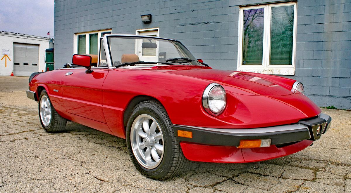 1988 Alfa Romeo For Sale (picture 4 of 12)