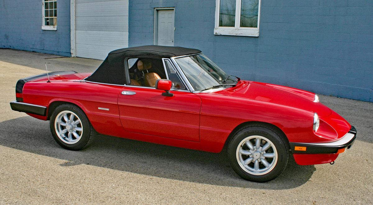 1988 Alfa Romeo For Sale (picture 5 of 12)