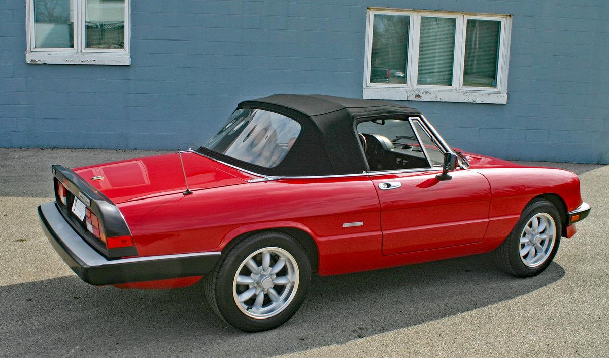 1988 Alfa Romeo For Sale (picture 6 of 12)