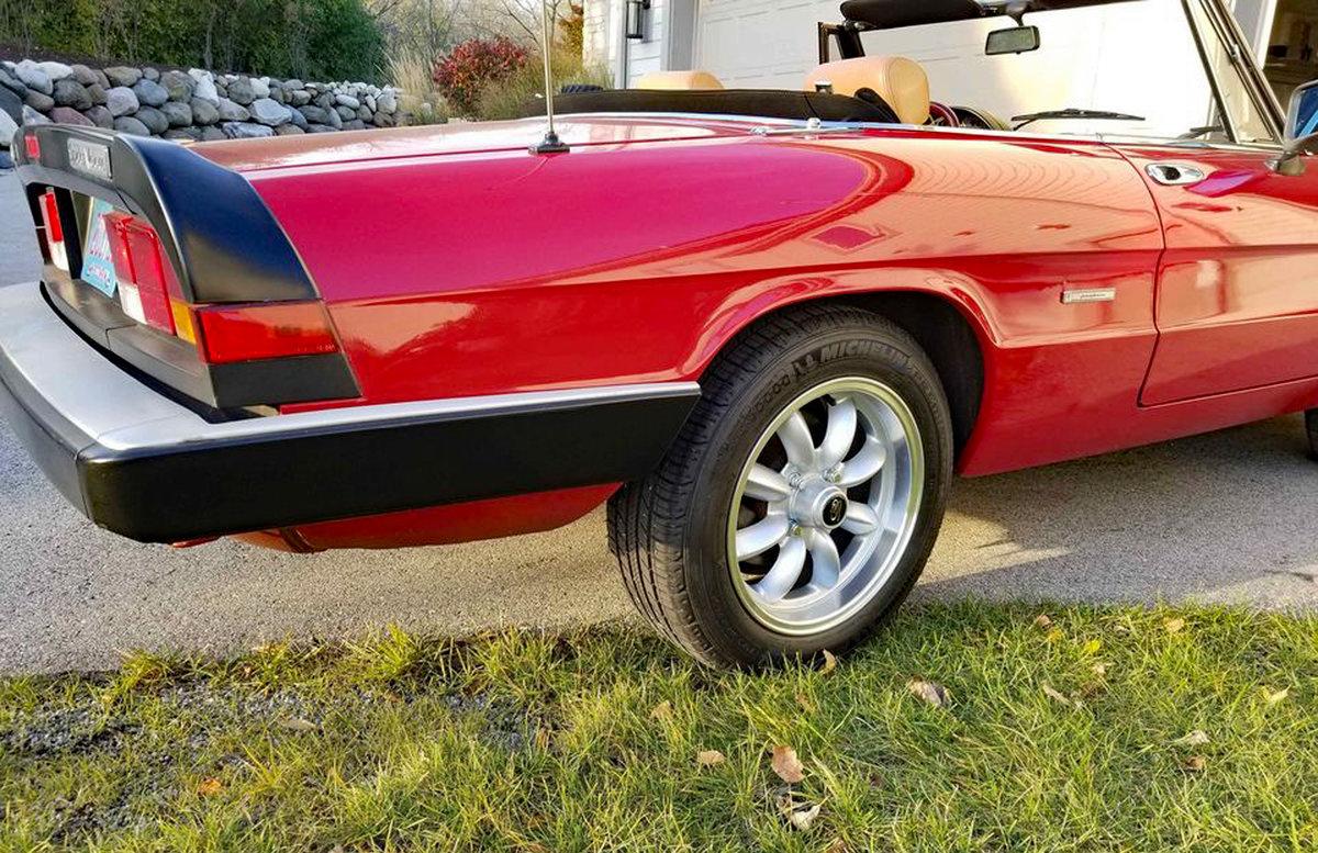 1988 Alfa Romeo For Sale (picture 12 of 12)