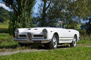 Picture of 1958 Alfa Romeo 2000 Spider Touring For Sale