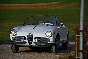 Picture of 1960 Alfa Romeo Giulietta Spider For Sale