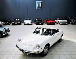 Picture of 1968 ALFA ROMEO SPIDER VELOCE 1750 LONG TAIL euro 59.800 For Sale