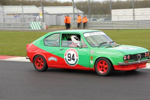 WANTED Historic race/rally Alfa Romeos Wanted (picture 1 of 1)