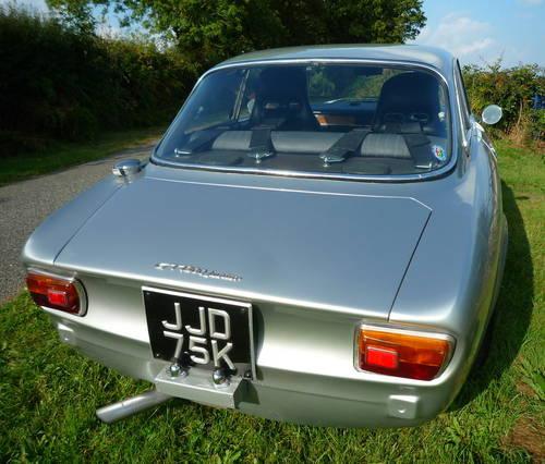 1971 Alfa Romeo 1300 GT Junior With 2L Engine SOLD
