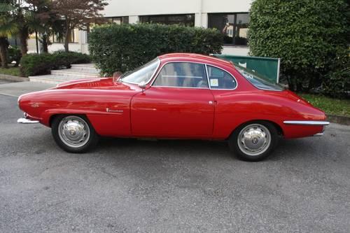 1963 Alfa Romeo - Giulia SS GOLD ASI CERT. SOLD (picture 2 of 6)