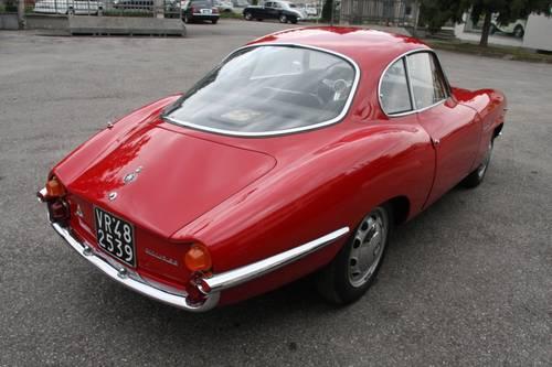 1963 Alfa Romeo - Giulia SS GOLD ASI CERT. SOLD (picture 3 of 6)