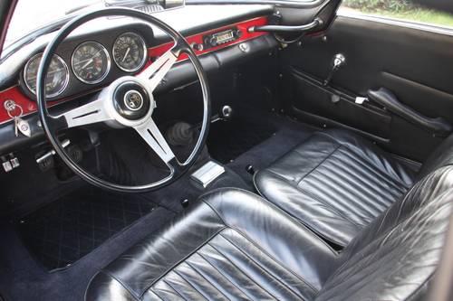 1963 Alfa Romeo - Giulia SS GOLD ASI CERT. SOLD (picture 4 of 6)