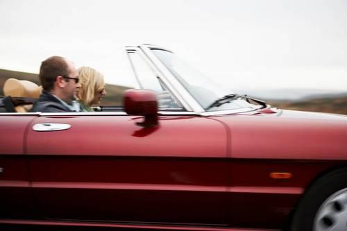 1992 Alfa Romeo Spider in the Cotswolds For Hire (picture 4 of 6)