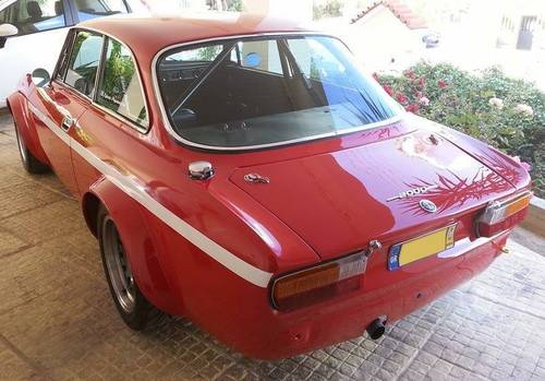 1973 Alfa Romeo GT Veloce 2.0lt, ex-James Diffey For Sale (picture 3 of 6)