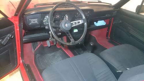1983 Alfa Romeo Alfasud Ti QV, very original and preserved For Sale (picture 5 of 6)