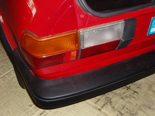 1983 Alfa Romeo Alfasud Ti QV, very original and preserved For Sale (picture 3 of 6)