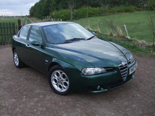 2003 Alfa romeo 156 1.6 twin Spark Veloce SOLD (picture 6 of 6)