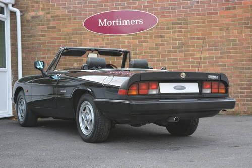 Alfa Romeo Spider Veloce 2.0 1990 For Sale (picture 6 of 6)