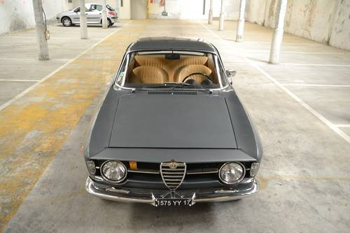 1969 ALFA ROMEO GIULIA GT 1300 JUNIOR for sale For Sale (picture 3 of 6)