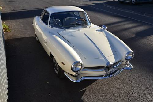 1963 Alfa Romeo Sprint Speciale for sale  For Sale (picture 2 of 6)