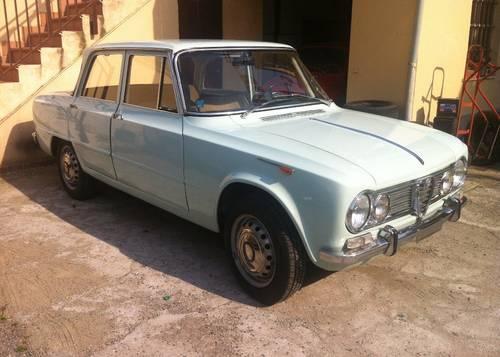 1963 RESTORED GIULIA TI For Sale (picture 1 of 6)
