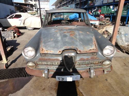 Alfa Romeo 2000 Berlina year 1967  For Sale (picture 1 of 6)