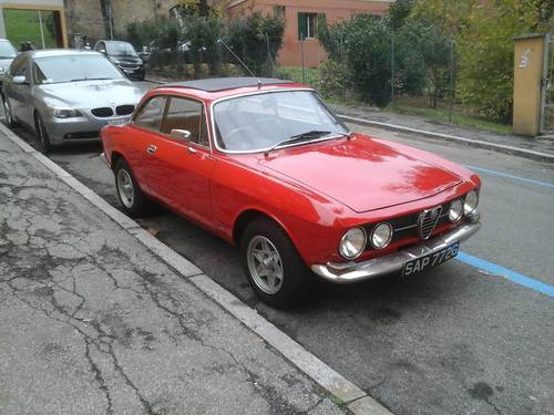 1969 restored 1750 gtv For Sale (picture 1 of 6)