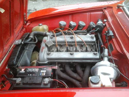 1969 restored 1750 gtv For Sale (picture 2 of 6)