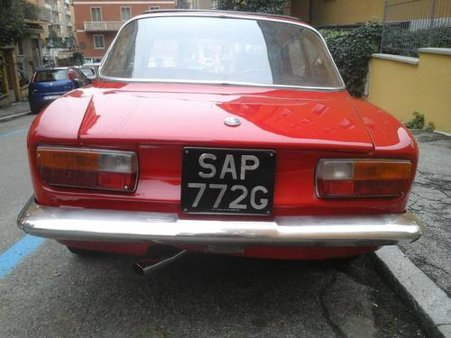 1969 restored 1750 gtv For Sale (picture 3 of 6)